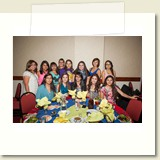 2014 Wyoming Latina Youth Conference - Banquet