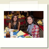 2015 Wyoming Latina Youth Conference - Banquet