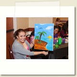 2015 Wyoming Latina Youth Conference - Painting